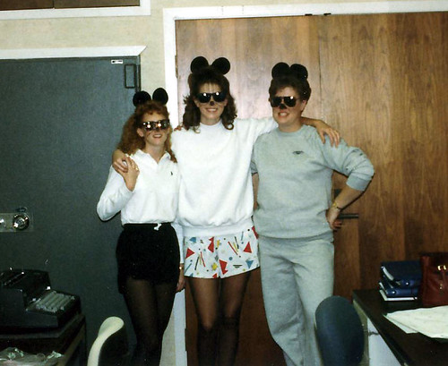 Three Blind Mice - circa 1988