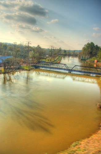 Columbia Canal HDR