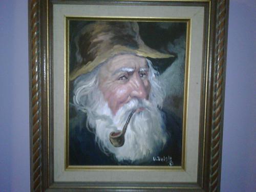 Gpa's painting