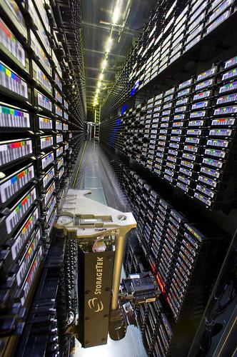 Scientific Data on Demand – NERSC's High Performance Storage System