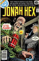 Jonah Hex #19, Dezembro de 1978 - Desenho de Luis Dominguez - CLIQUE AQUI PARA AMPLIAR ESTA IMAGEM EM ÓTIMA RESOLUÇÃO