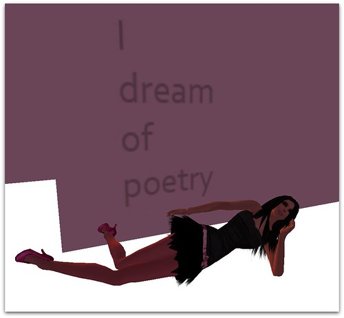 Fun with Poetry in SL