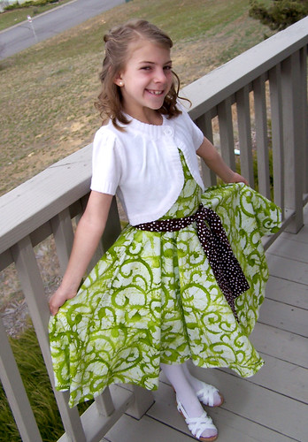 My New Easter Dress!