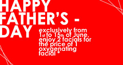 Urban Essentials Fathers Day Promo