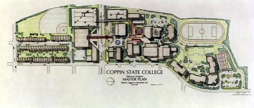 Coppin State College Master Plan