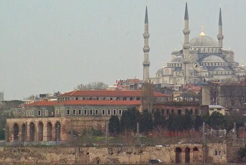 Blue Mosque, Sultanahmet Camii, İstanbul, Pentax K10d