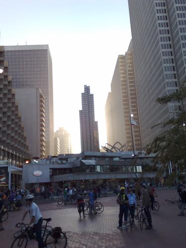 Critical Mass bikerace