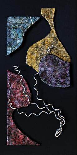untitled mixed media #2 (c) Lynne Medsker