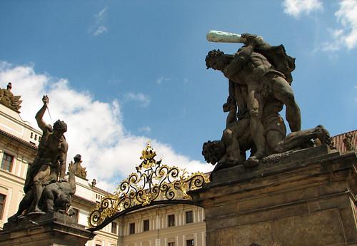 Prague Castle by you.