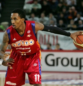 Brandon Jennings Lottomatica Roma