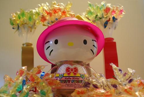 Hello Kitty Jello Pudding Cups