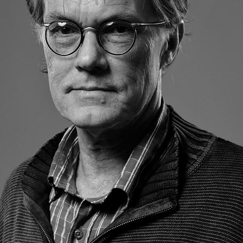Författarporträtt av Sven Nordqvist. Fotograf Stefan Tell