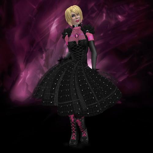 Goth Barbie II