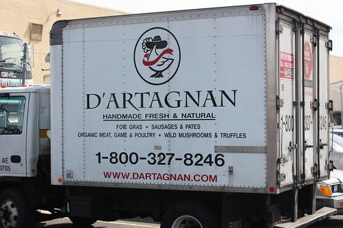 D'Artagnan and Ariane Daguin, Newark NJ by you.