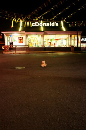 Teddy McDonald's