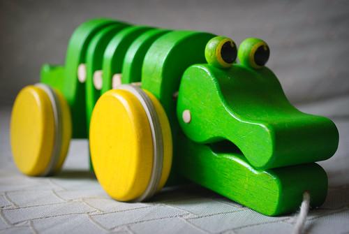 16/365 Crocodile by nualacharlie