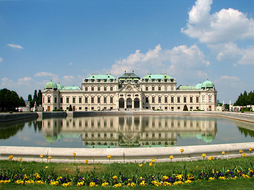 Upper Belvedere by you.
