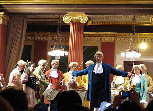 Mozart Concert - Musikverein by you.