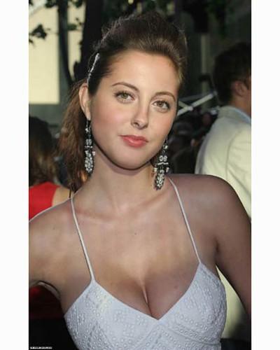 Eva Amurri cleavage