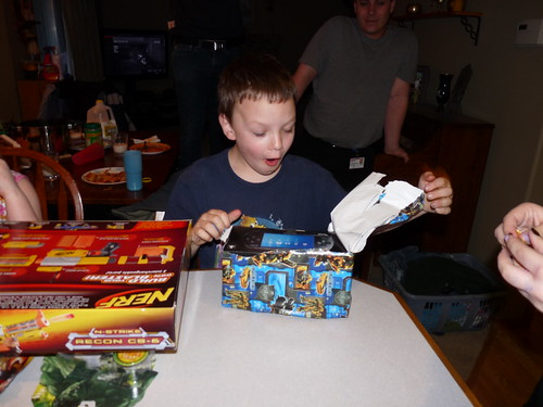Cody's Birthday 2009