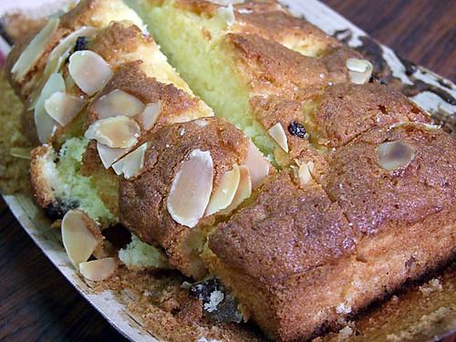 Marillaのパウンドケーキ