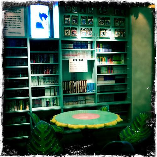 Tezuka manga library
