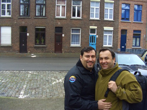 Adolfo (left) and Tomek (right)