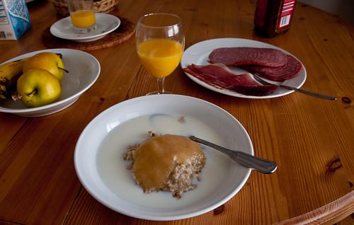 Stadig frukost
