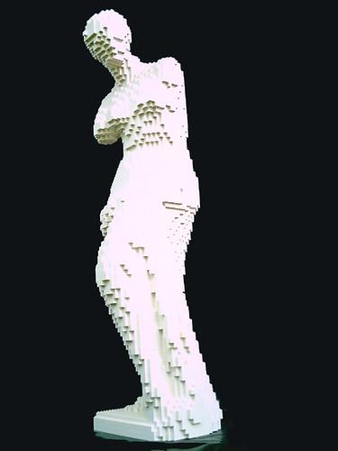 LEGO Venus De Milo