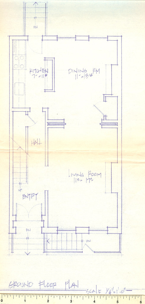 1st floor current layout