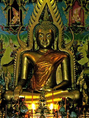 Maenam Tempel