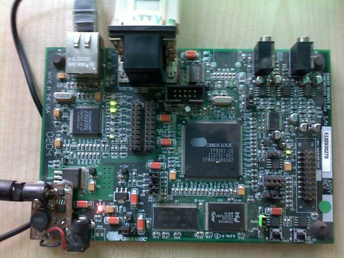 EDB9301 board