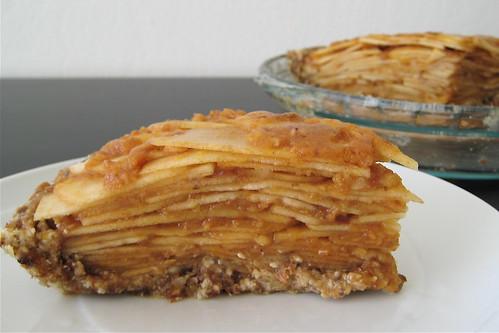 Rawpple Pie