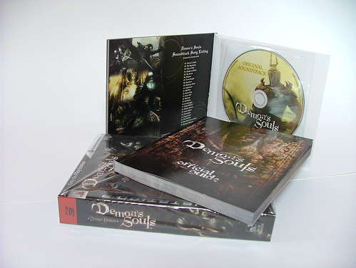 Demon's Souls: Deluxe Edition
