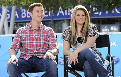 Scotty McCreery,Lauren Alaina