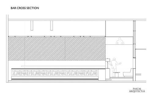 22 Nisha Bar Design - Bar cross section