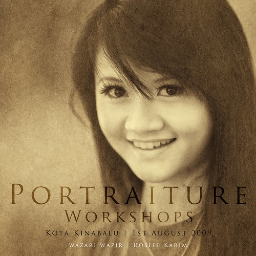 Portraiture Workshops | Kota Kinabalu