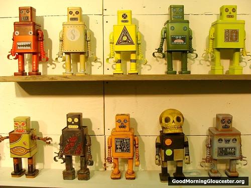 Tom Torrey's Gammraybots