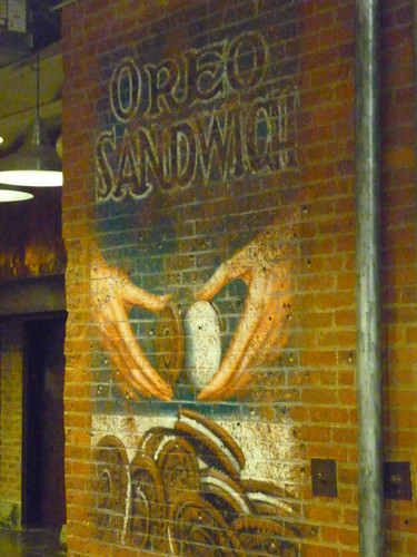 Chelsea market used to be a Oreo factory