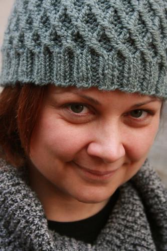 Rebecca, looking as freaking cute as ever.