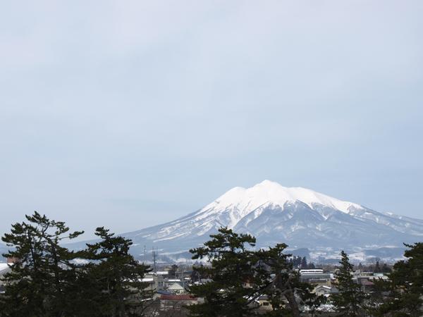 岩木山 4