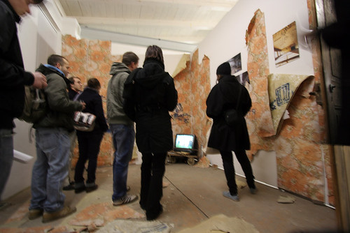 vernissage muralismo morte