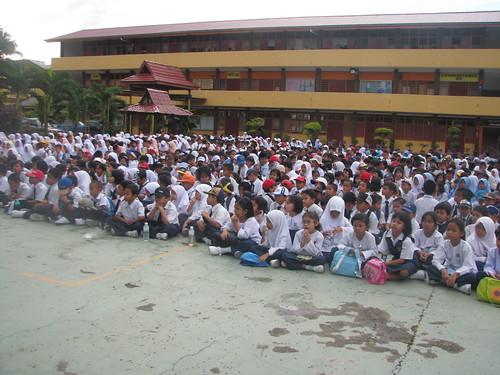 Sekolah Kebangsaan G****k S***a..