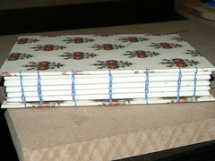Finished binding