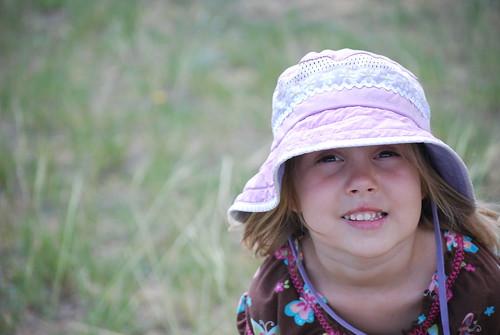 Cute little Haley