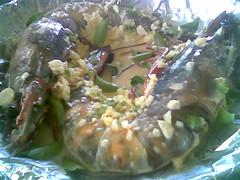 KK's giant prawns 2