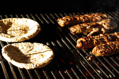 kebabs & pita