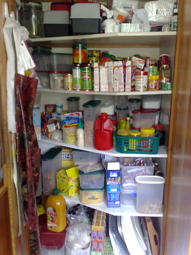 My pantry