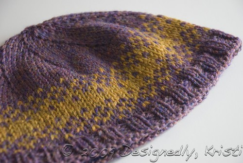 Colorwork Hat The Second