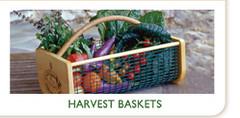 Cook's Garden Harvest Basket
